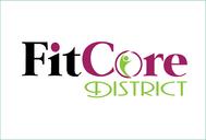 FitCore District Logo - Entry #24