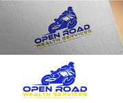 "Open Road Wealth Services, LLC  (The ""LLC"" can be dropped for design purposes.) Logo - Entry #43"