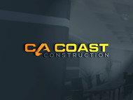 CA Coast Construction Logo - Entry #191