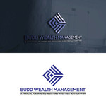 Budd Wealth Management Logo - Entry #76