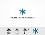 RK medical center Logo - Entry #158