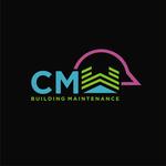 CMW Building Maintenance Logo - Entry #355