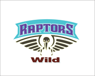 Raptors Wild Logo - Entry #241