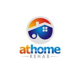At Home Rehab Logo - Entry #24