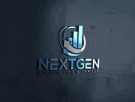 NextGen Accounting & Tax LLC Logo - Entry #564