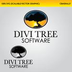 Divi Tree Software Logo - Entry #11