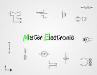 Mister Electronic Logo - Entry #28