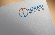 Meraki Wear Logo - Entry #219
