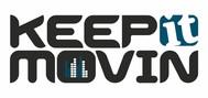 Keep It Movin Logo - Entry #193