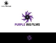 Purple Iris Films Logo - Entry #34