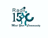 Radii 150 Logo - Entry #23