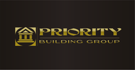 Priority Building Group Logo - Entry #144
