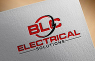 BLC Electrical Solutions Logo - Entry #367