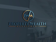 Property Wealth Management Logo - Entry #58