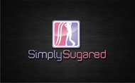 Simply Sugared Logo - Entry #8