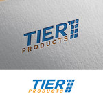 Tier 1 Products Logo - Entry #449