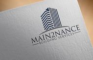 MAIN2NANCE BUILDING SERVICES Logo - Entry #250