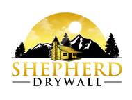 Shepherd Drywall Logo - Entry #303