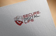 Secure. Digital. Life Logo - Entry #15