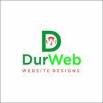 Durweb Website Designs Logo - Entry #144