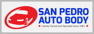 San Pedro Auto Body Logo - Entry #110