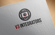 V3 Integrators Logo - Entry #246