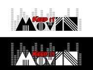 Keep It Movin Logo - Entry #201