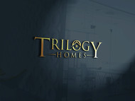 TRILOGY HOMES Logo - Entry #126