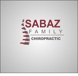 Sabaz Family Chiropractic or Sabaz Chiropractic Logo - Entry #197