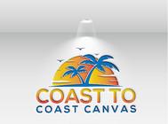 coast to coast canvas Logo - Entry #38