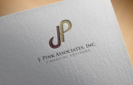 J. Pink Associates, Inc., Financial Advisors Logo - Entry #306