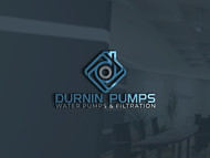 Durnin Pumps Logo - Entry #199