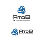 A to B Tuning and Performance Logo - Entry #207