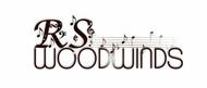 Woodwind repair business logo: R S Woodwinds, llc - Entry #36