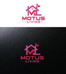 Motus Living Logo - Entry #49