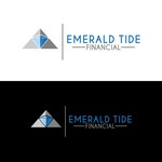 Emerald Tide Financial Logo - Entry #308