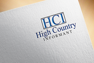 High Country Informant Logo - Entry #283