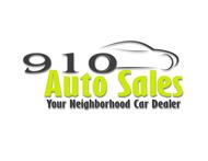 910 Auto Sales Logo - Entry #6