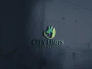 City Limits Vet Clinic Logo - Entry #16