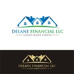 Delane Financial LLC Logo - Entry #233