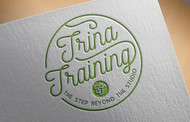 Trina Training Logo - Entry #225