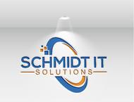 Schmidt IT Solutions Logo - Entry #211