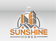 Sunshine Homes Logo - Entry #521