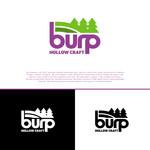 Burp Hollow Craft  Logo - Entry #18