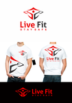 Live Fit Stay Safe Logo - Entry #156
