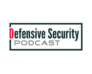 Defensive Security Podcast Logo - Entry #110