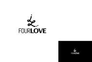 Four love Logo - Entry #285