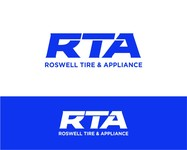 Roswell Tire & Appliance Logo - Entry #71