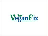 Vegan Fix Logo - Entry #279
