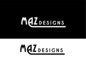 Maz Designs Logo - Entry #302